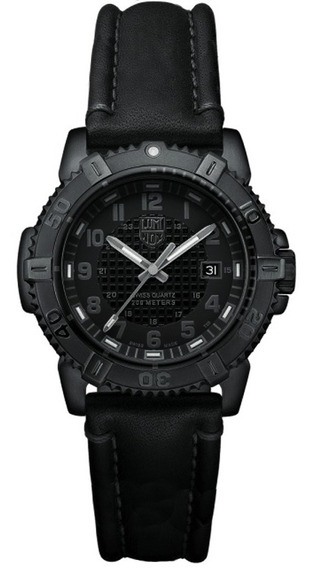 Reloj Luminox Mariner A.6251.bo Iluminación Time Square