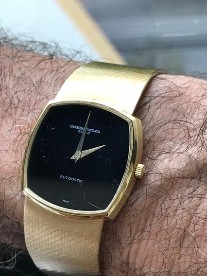 Relógio Vacheron Constantan Ouro 18k. 30mm 100% Autentico.