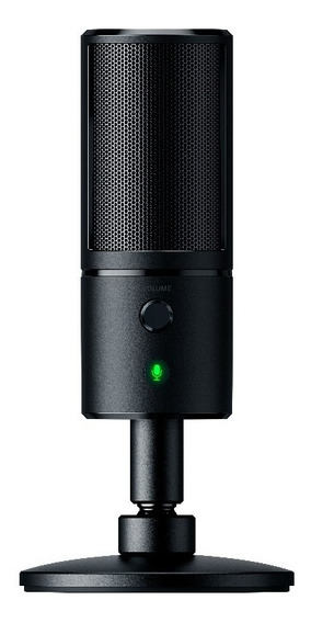 Razer Seiren X Microfone Digital Usb Nf Garantia Br