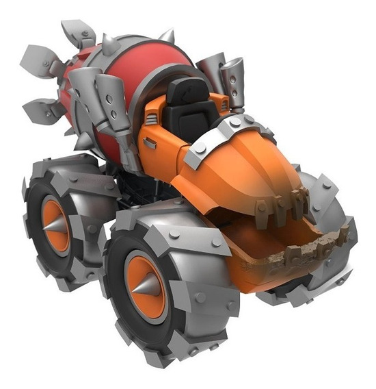 Skylanders Superchargers Vehicle Thump Truck Pronta Entrega
