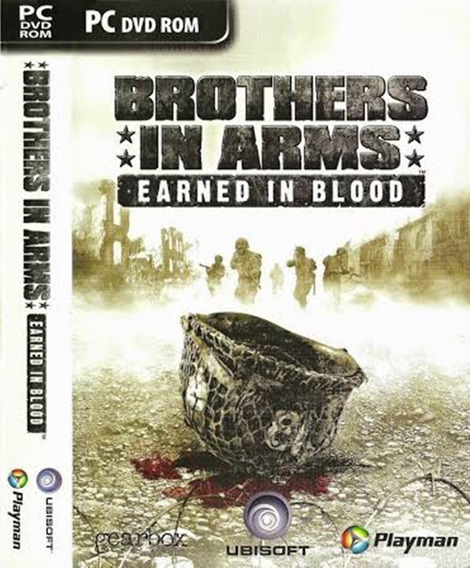 Brothers In Arms Earned In Blood Pc Envio Digital