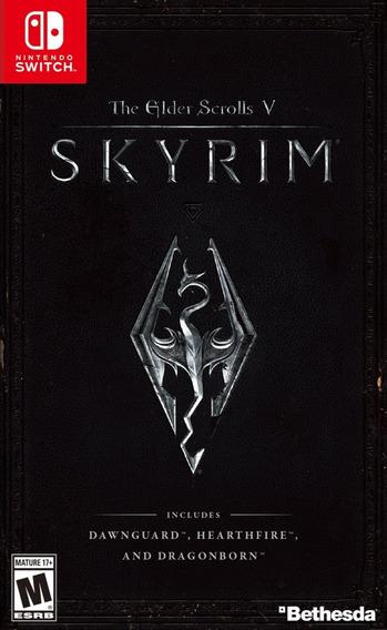 The Elder Scrolls V: Skyrim - Semi Novo - Switch - Gamercado