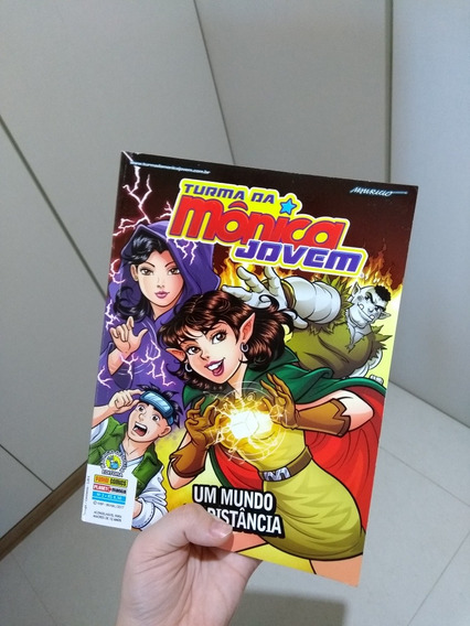 Turma Da Mônica Jovem - Volume 2