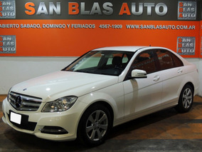Mercedes Benz C200 2013 Bluefficiencie City Mt San Blas Auto