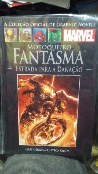 Motoqueiro Fantasma - Estrada Para A Danação - Salvat
