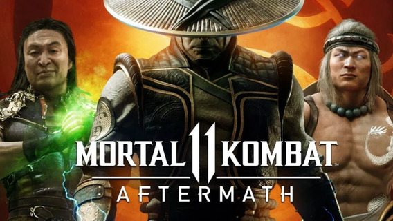 Mortal Kombat 11 - Steam Offline