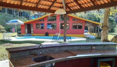 Chácara Com 3 Dormitórios À Venda, 20171 M² Por R$ 850.000 - Laranjeiras - Campina Grande Do Sul/pr - Ch0162
