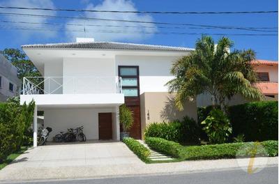 Casa Residencial À Venda, Altiplano Cabo Branco, João Pessoa. - Ca1418