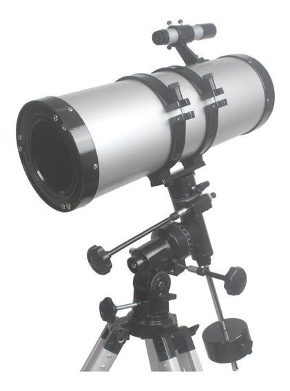 Telescópio 150mm Equatorial Newtoniano 1400150eq 2100x