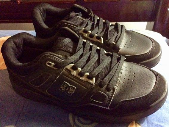 Gomas Calzado Deportivo Dcshoes Originales Negras