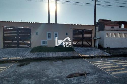Imagem 1 de 13 de Casa No Litoral Com Piscina, 02 Dormitórios - Ca456-f Lc