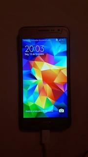 Smartphone Samsung Galaxy Gran Prime Duos, Dourado