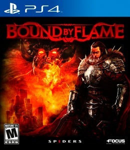 Jogo Ps4 Bound By Flame