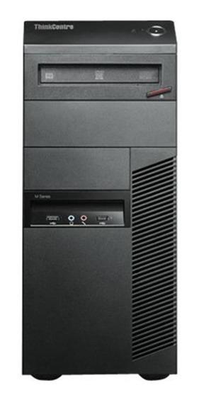 Cpu Lenovo M81 Intel Core I3 4gb (s/hd) Gravador Dvd Wifi
