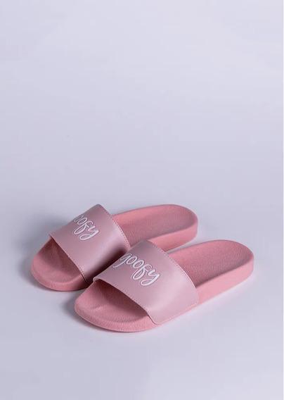 Chinelo Slide Goofy Palma Pink 11178 Original