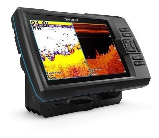 Gps/sonar Garmin Striker Plus 7cv - Por Encomenda