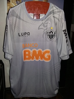 Camisa Atlético Mineiro Oficial Treino Lupo - Tam Gg