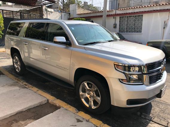 Chevrolet Suburban Lt