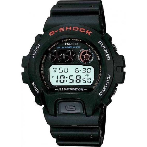 Relógio Casio G Shock Dw-6900g-1vqd +frete