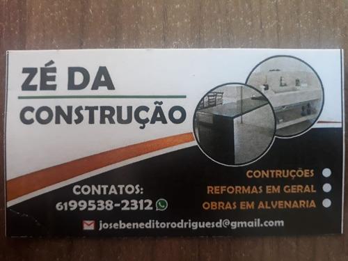Imagem 1 de 4 de Zé Da Construção- Reformas Em Geral