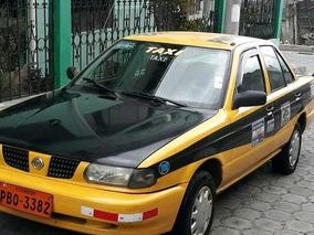 De Oportunidad Se Vende Taxi Nissan Sentra.