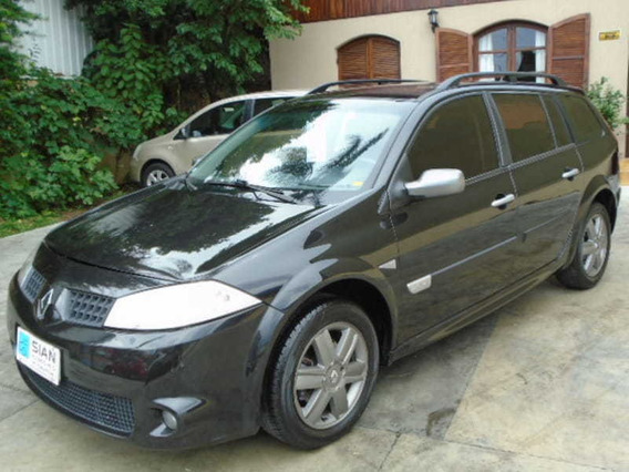 Renault Megane Grand Tour Extreme 2.0 16v Manual