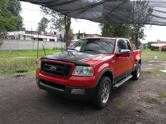 Ford Lobo 2004 5.4 Sport Fx4 Cabina Regular 4x4 Mt