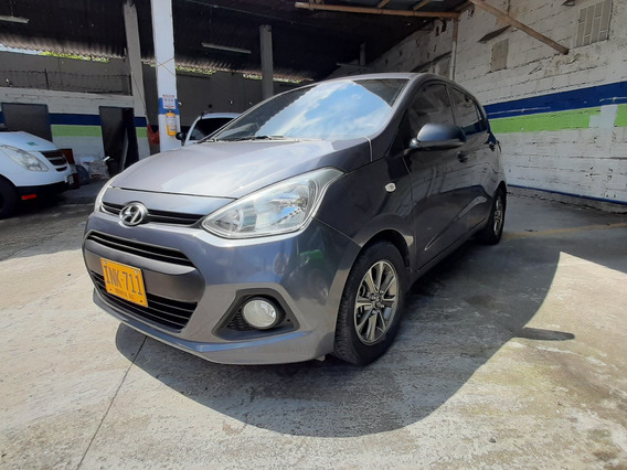 Hyundai Grand I10 A.a Permuto