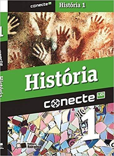 História Conect Vol 1 - Ensino Médio - Editora Saraiva