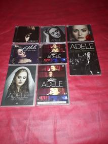 Cd Adele - 21 - 6 Cds 3 Dvds