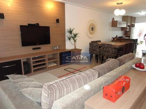 Imagem 1 de 16 de Sobrado Com 3 Dormitórios À Venda, 170 M² Por R$ 799.000,00 - Parque São Lucas - São Paulo/sp - So8032