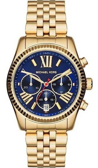 Relógio Michael Kors Feminino Lexington Mk6206/4an