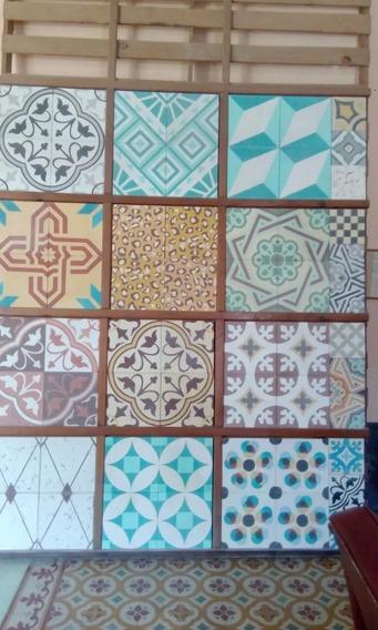 Mosaico Artesanal Pasta Cemento