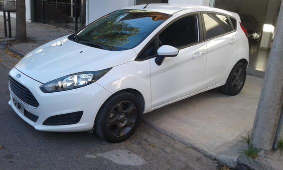 Ford Fiesta Kinetic Design 1.6 S Blanco 2016 85.000 Km Roas
