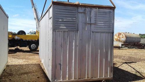 Container Banheiro - 2510