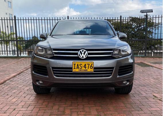 Volkswagen Touareg Diesel V6 Tdi Luxury 3000cc Vendo/permuto