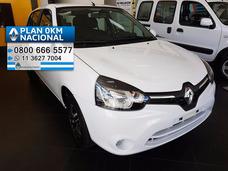 Clio Mio 5p 0km Cuota Plan Nacional Blanco 2016 Renault 3