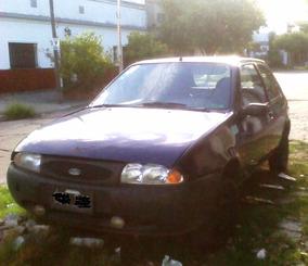 Ford Fiesta Lx, 3 Puertas, Modelo 97, Gnc Zona Ramos Mejia.