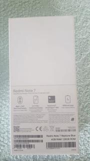 Celular Xiaomi Redmi Note 7 Memória Interna 128 Gb