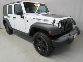 Jeep Wrangler 3.6 Unlimited Black Bear 4x4 At
