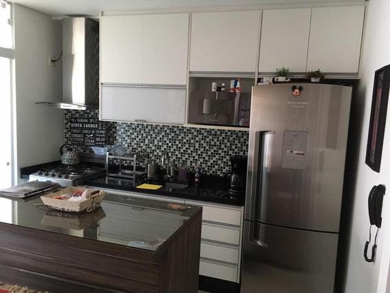 Apartamento Em Tamboré, Barueri/sp De 72m² 2 Quartos À Venda Por R$ 450.000,00 - Ap268771