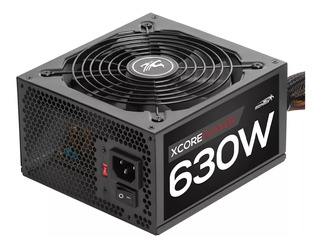 Fuente Pc Sentey Xcp630 630w Real Fan 140mm 2 X Pci-e 6p Atx