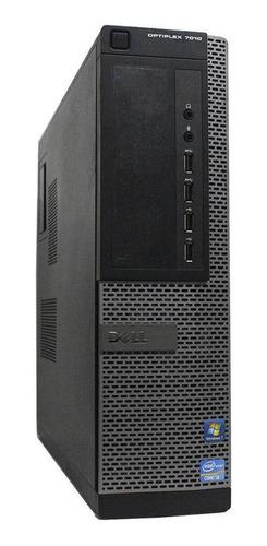 Micro Dell Optiplex 7010 I3 3.4ghz Hd500 4gb Seminovo