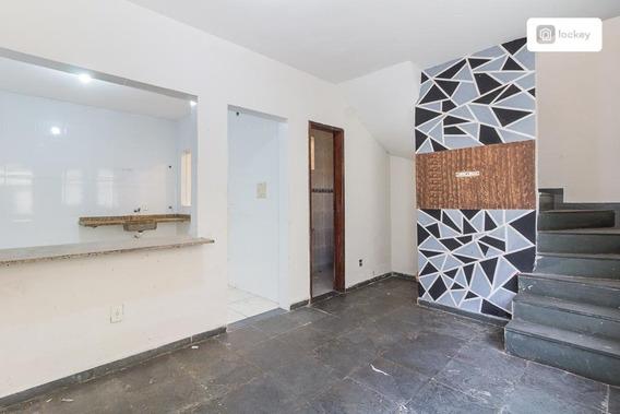 Casa Geminada Com 70m² E 2 Quartos - 12541