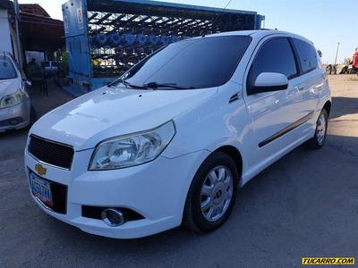 Chevrolet Aveo Sedan Lt Sincronico