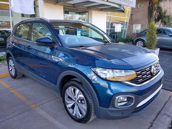 Volkswagen T-cross 1.6 Msi Highline Tiptronic 110cv Empresas