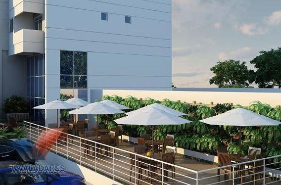 Apartamento 1 Quarto Para Venda Em Palmas, Plano Diretor Sul, 1 Dormitório - 732594