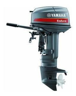 Motor Yamaha 2 Tiempos E 25 Bmhs Dolar Met