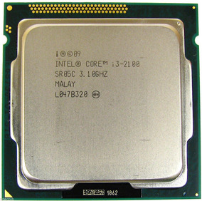 Processador Core I3 2100 Lga 1155 Com Garantia 03 Meses