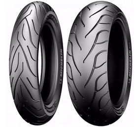 Par Pneus Michelin Commander I I 200/55 R17 + 140/75 R17